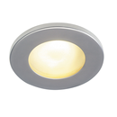 DOLIX OUT MR16 ROUND Downlight, silbergrau,max. 35W