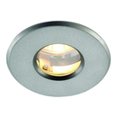 OUT 65 Downlight, rund, silbergrau, MR16, max. 35W