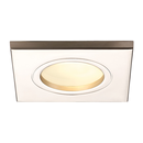 DOLIX OUT MR16 SQUARE Downlight, titan, max. 35W
