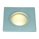 DOLIX OUT MR16 SQUARE Downlight, silbergrau, max. 35W