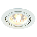 NEW TRIA LED DISK Downlight, rund, weiss, 2700K, 35°