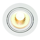 NEW TRIA LED DISK Downlight, rund, weiss, 2700K, 60°